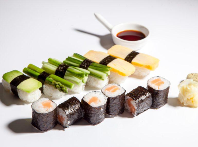 Sushi mix 2