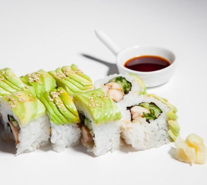 roll teriyaki