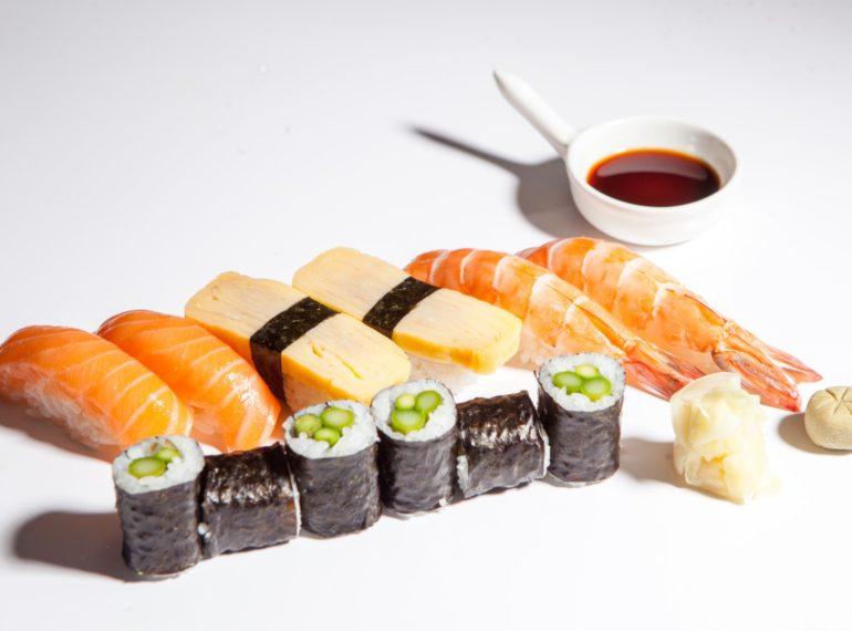 sushi mix 1