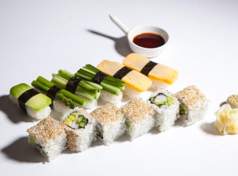 sushi mix 3
