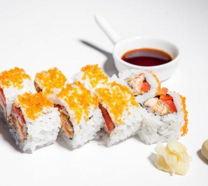 orange roll