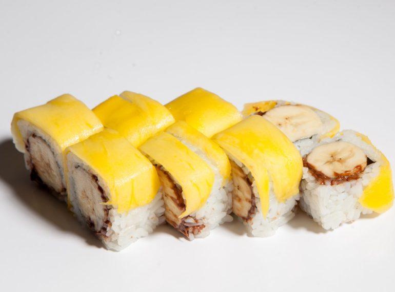 banana maki
