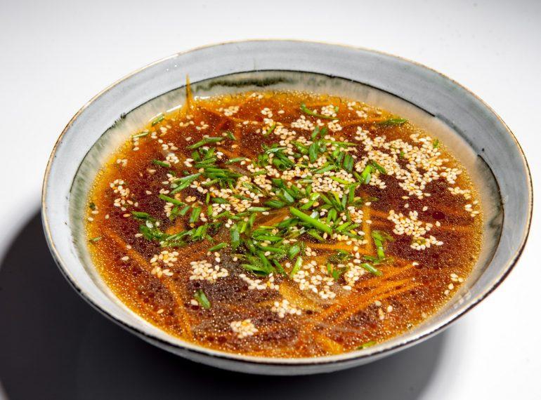 supa legume picanta